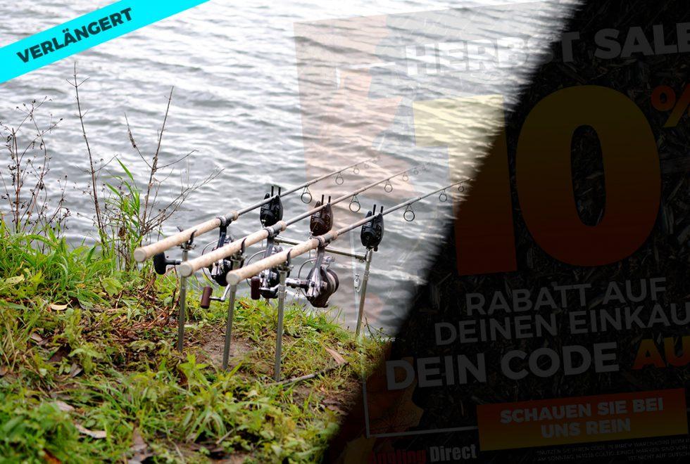 angling direct verlaengert 980x660 - 10% Rabatt für Karpfenangler