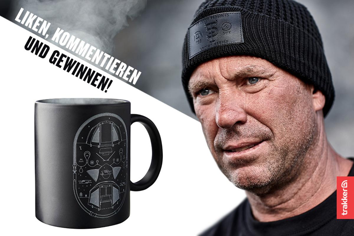 twelvefeetmag trakker mug - Gewinne Stuff von Trakker