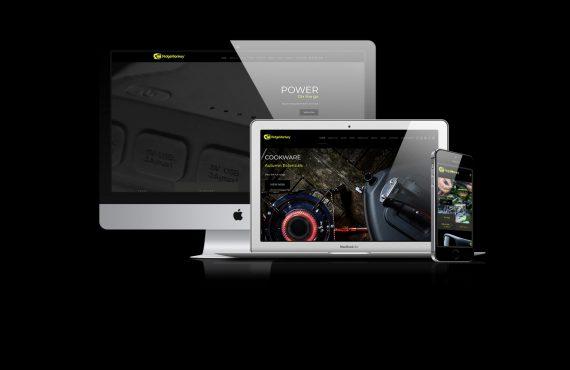 Ridgemonkey – Neue Webseite online!