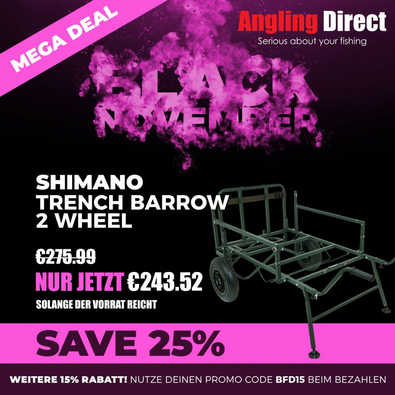 1Black Friday 2018 Product Square barrow Mega Deal 800x800 -  - Angling Direct