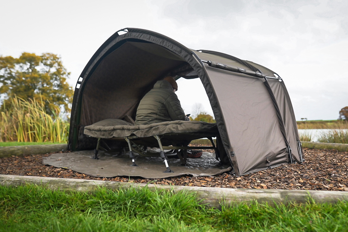 twelvefeetmag Avid Carp HQ Dual Layer Bivy 10 -  - avid