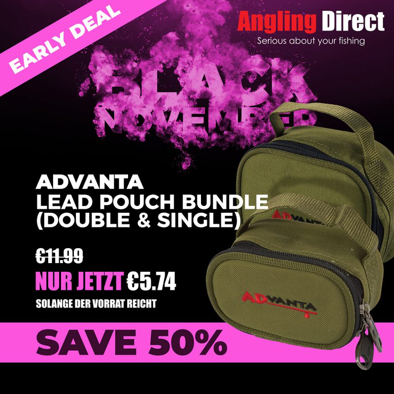 twelvefeetmag Black Friday 2018 Product Square Advanta Pouch Early Deal 800x800 -  - Angling Direct