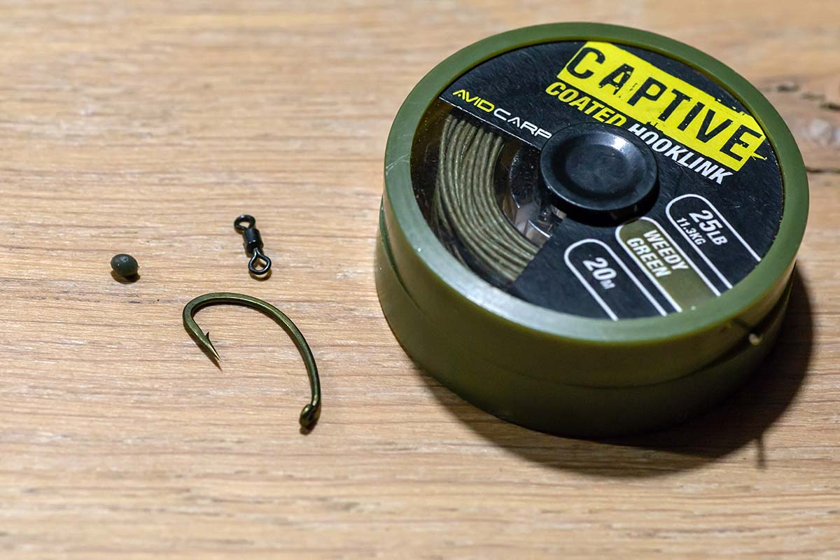 GermanRig01 -  - Rigs, Partikel, My Baits