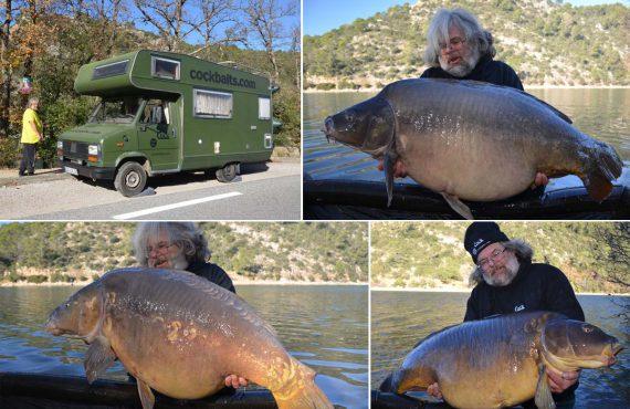 Südfrankreich: 40,50,60,70 Pfund