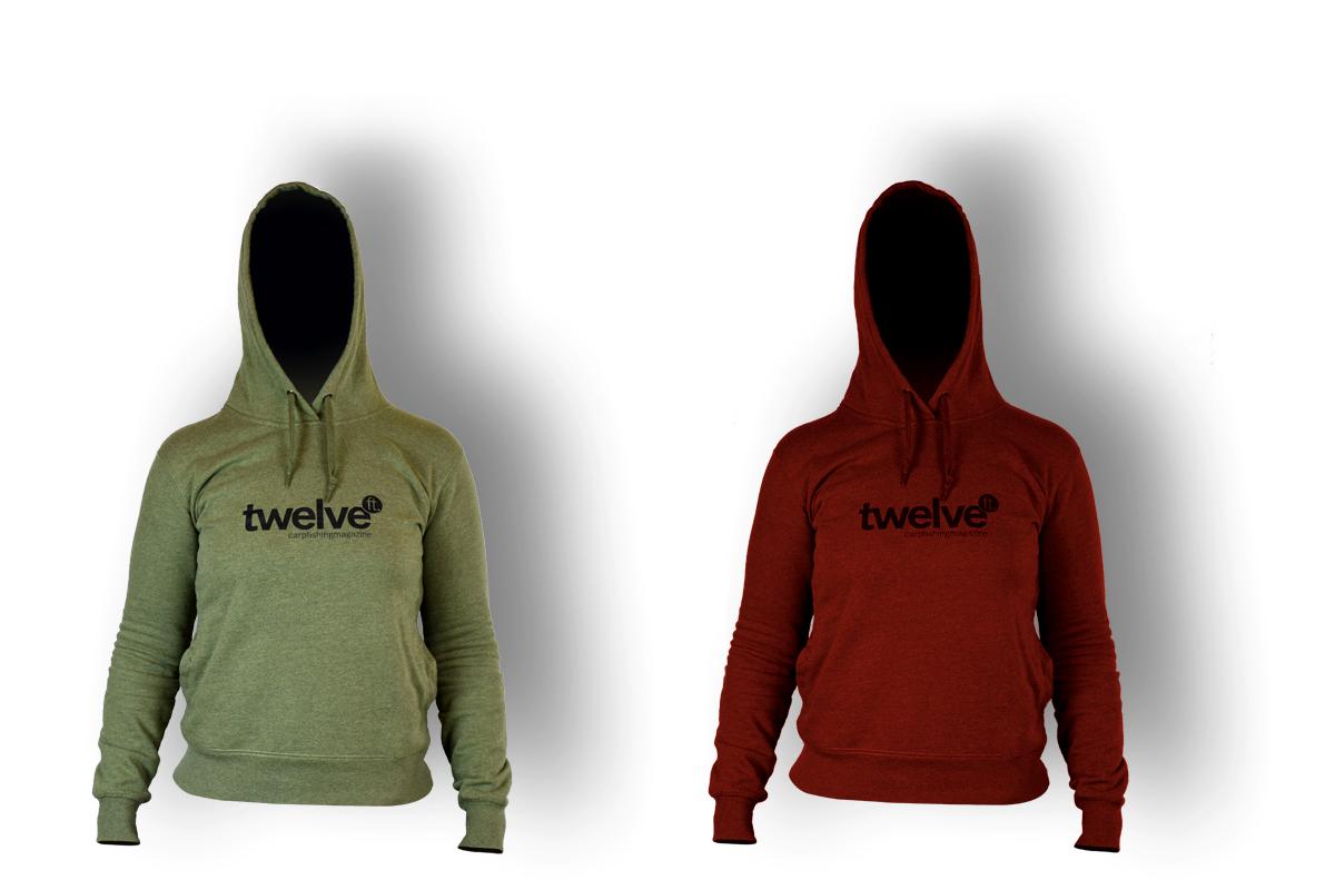 twelvefeetmag hoodies girly -  - digitales Karpfenmagazin