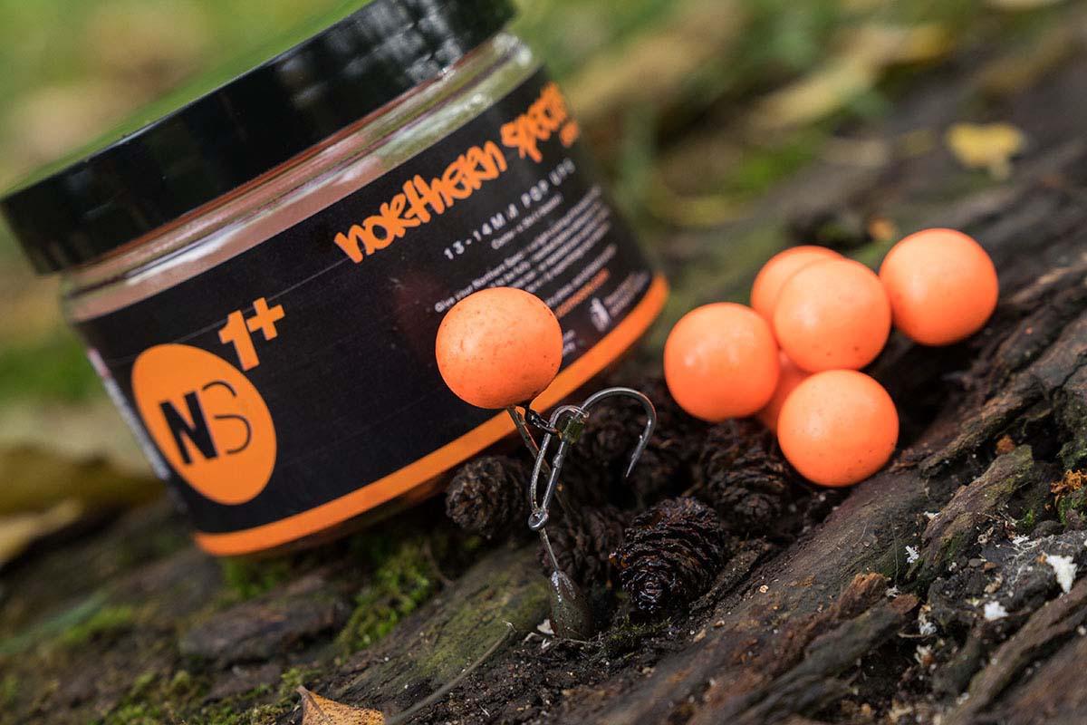 NS Orange plus -  - CC Moore, boilies