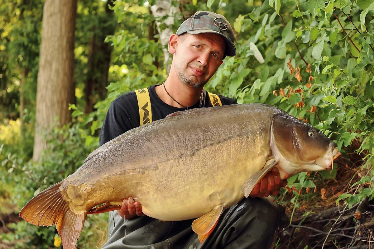 twelve ft 5A5M Tammo Schiller 1 -  - karpfenangeln, 5 Angler - 5 Meinungen