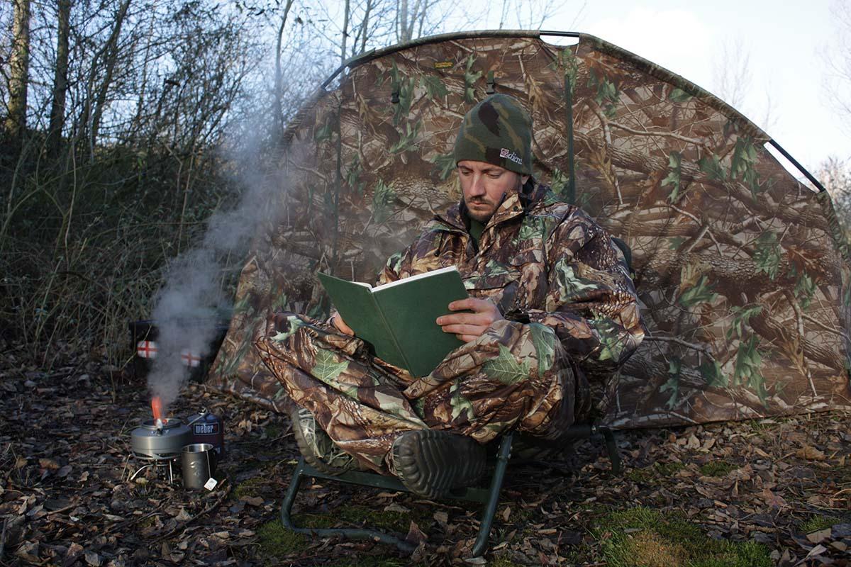 twelvefeetmag 5A5M Ronny Oelke Karpfenangeln im Winter 5 -  - KArpfenangeln im Winter