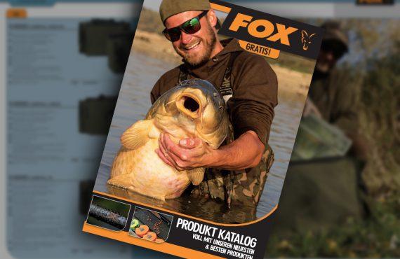 Neuer Fox Katalog 2019 online