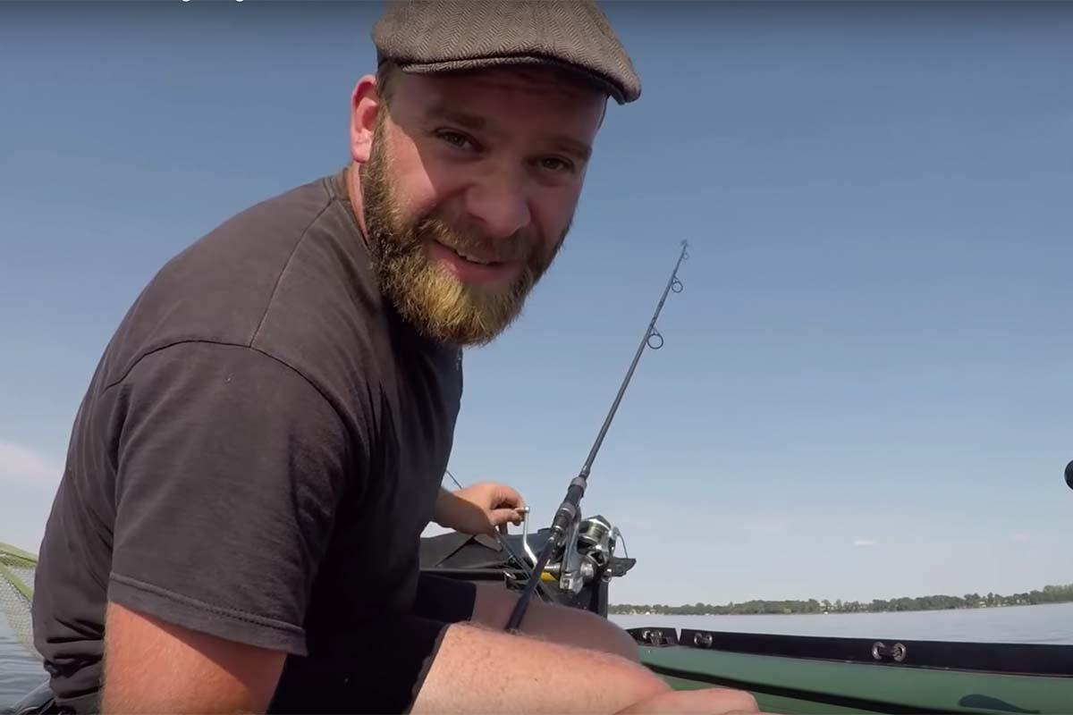 twelvefeetmag Karpfenangeln vom Boot 2 -  - Karpfenangeln vom Boot