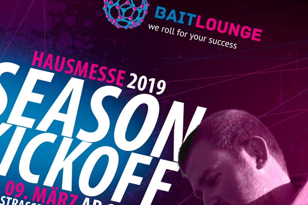 ausmesse 2019 web -  - Hausmesse, Baitlounge