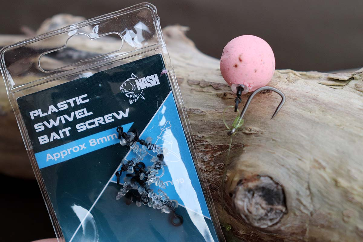 twelvefeetmag Bait Screw Nash Tackle 5 -  -