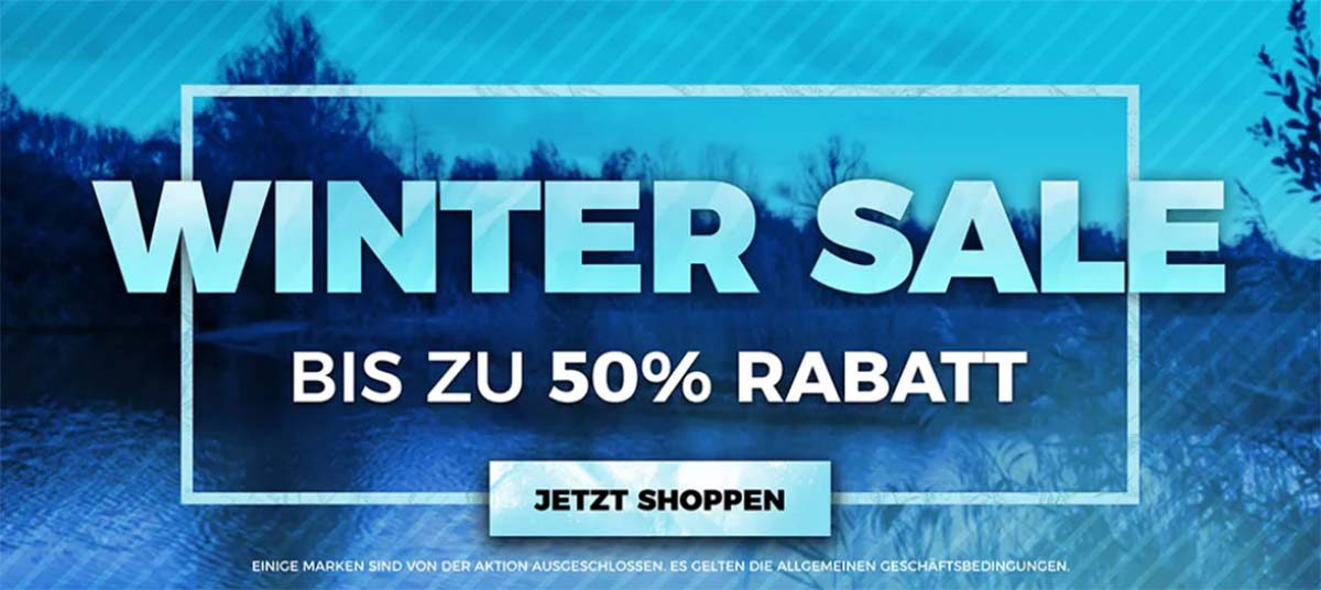 twelvefeetmag angling Direct Winter Sale 1 1200x536 -  - Angling Direct