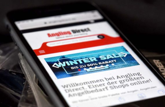 Angling Direct´s Winter Sale