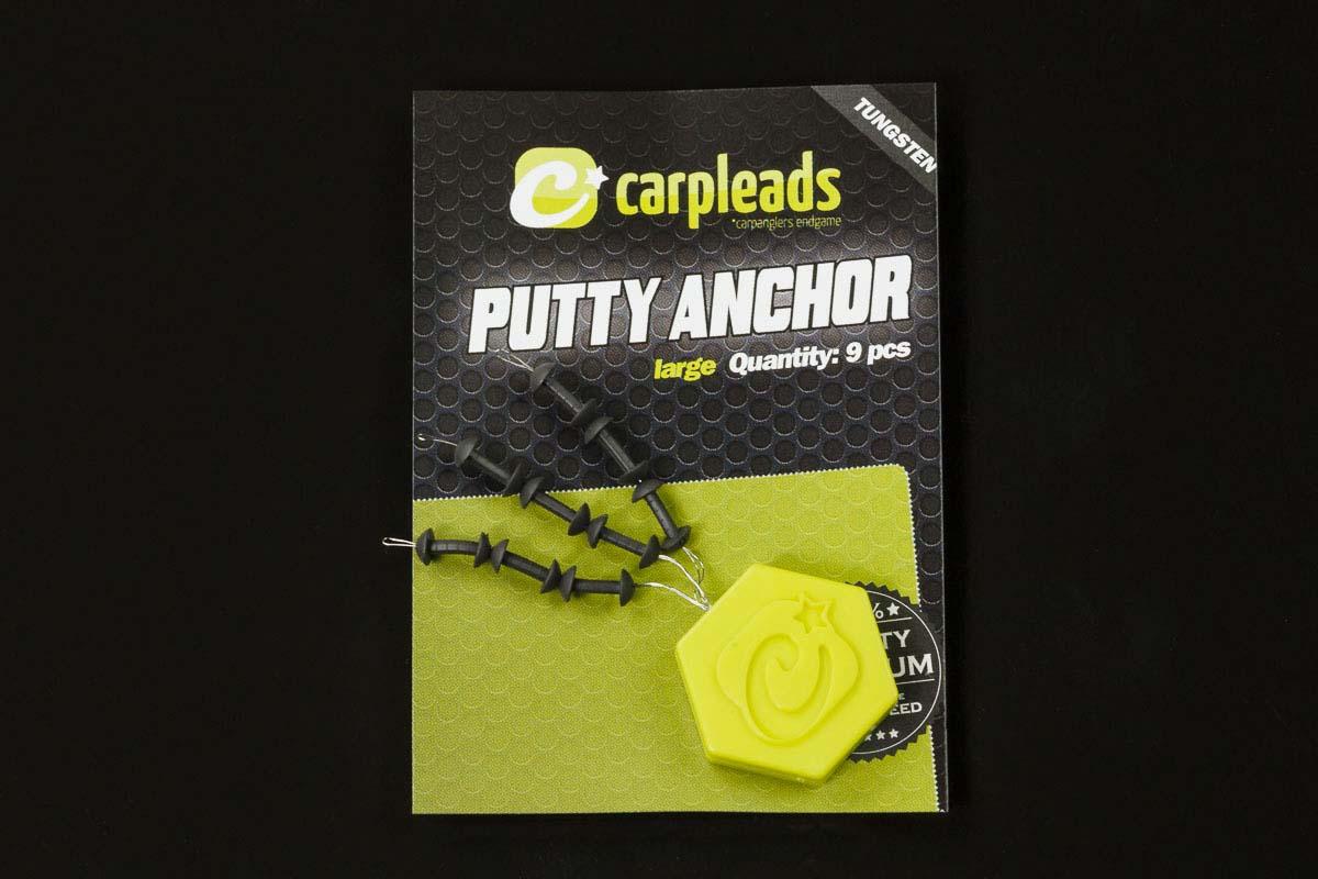 twelvefeetmag carpleads gamma Rig 12 Putty Anchor -  - Gamma Rig