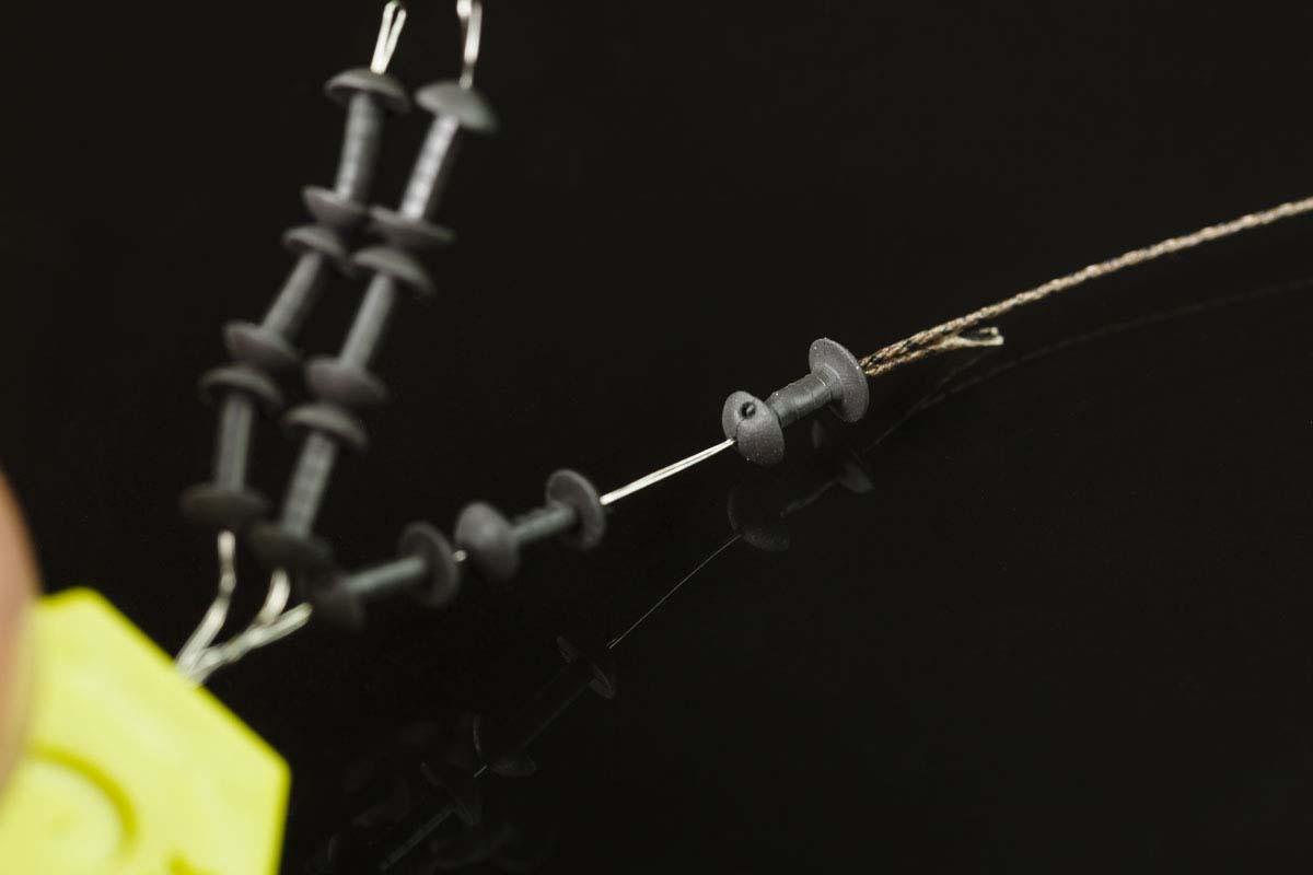 twelvefeetmag carpleads gamma Rig 13 Putty Anchor aufziehen -  - Gamma Rig