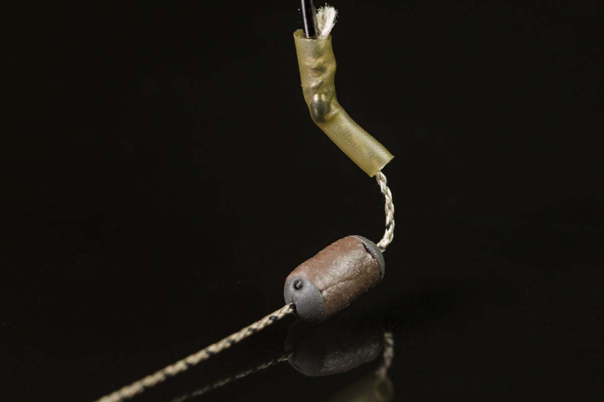 twelvefeetmag carpleads gamma Rig 19 Detail Verbindung -  - Gamma Rig
