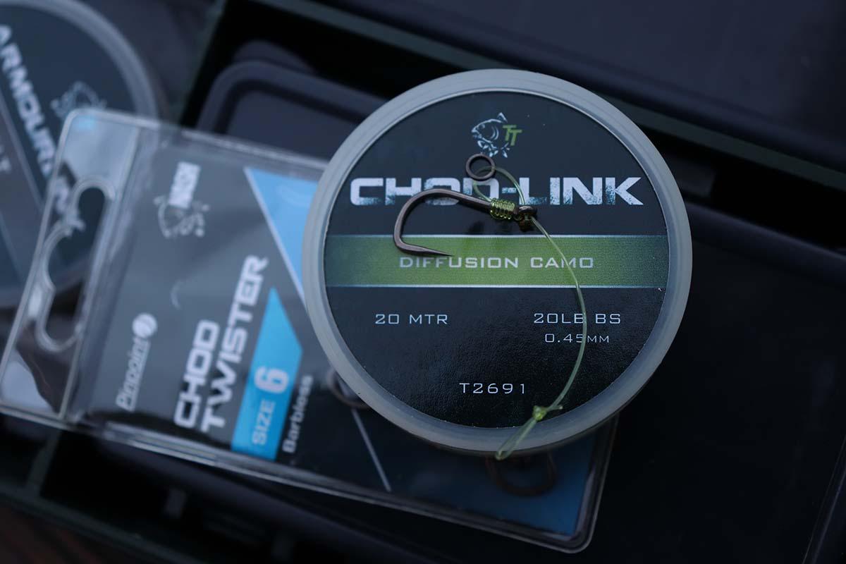 twelvefeetmag nash hooklinks 6.5 Chod Link for Chods 1 -  - nash, hooklink