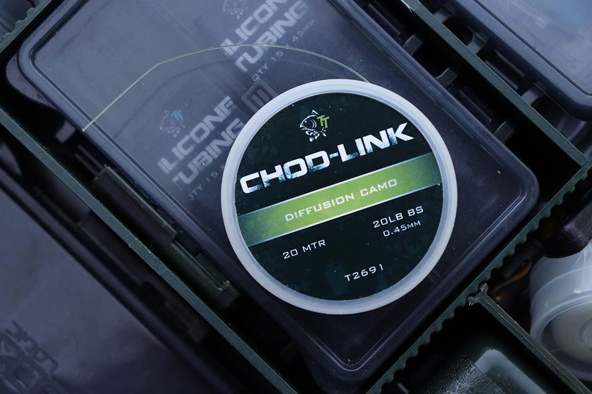 twelvefeetmag nash hooklinks 6.5 Chod Link for Chods 2 -  - nash, hooklink