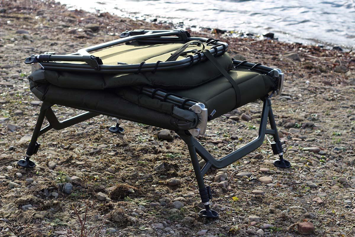 twelvefeetmag solar tackle sp c tech bedchair 16 -  - Solar Tackle, Bedchair