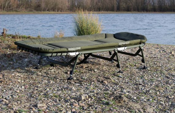 SP C-TECH Bedchair von Solar Tackle im Check