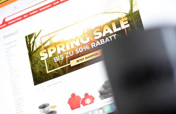 Angling Direct eröffnet den Spring Sale