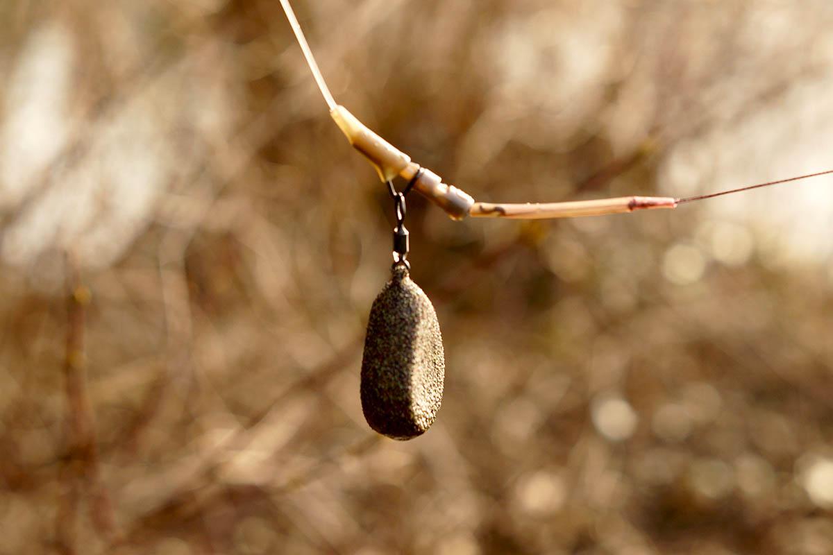 twelvefeetmag wurfweite blei Flat Pear Lead -  - Wurfweite, karpfenangeln, Bleie Karpfenangeln