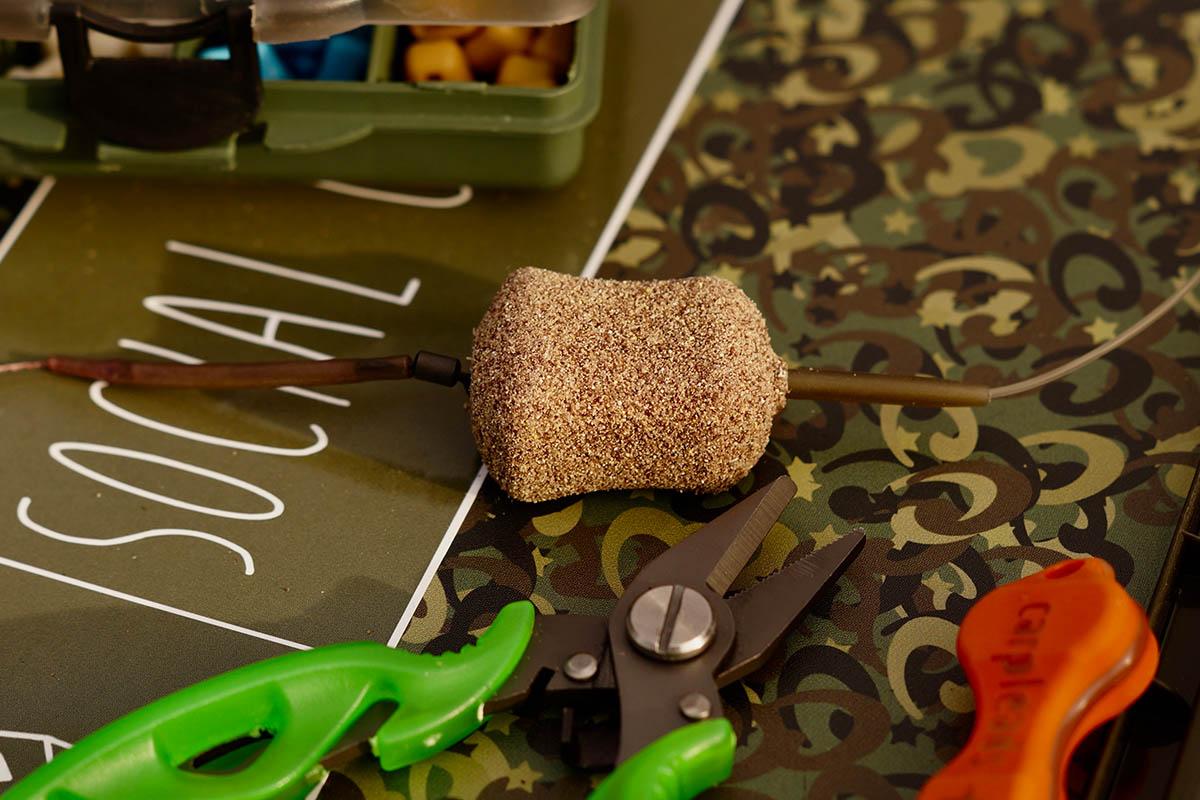 twelvefeetmag wurfweite blei compact lead -  - Wurfweite, karpfenangeln, Bleie Karpfenangeln