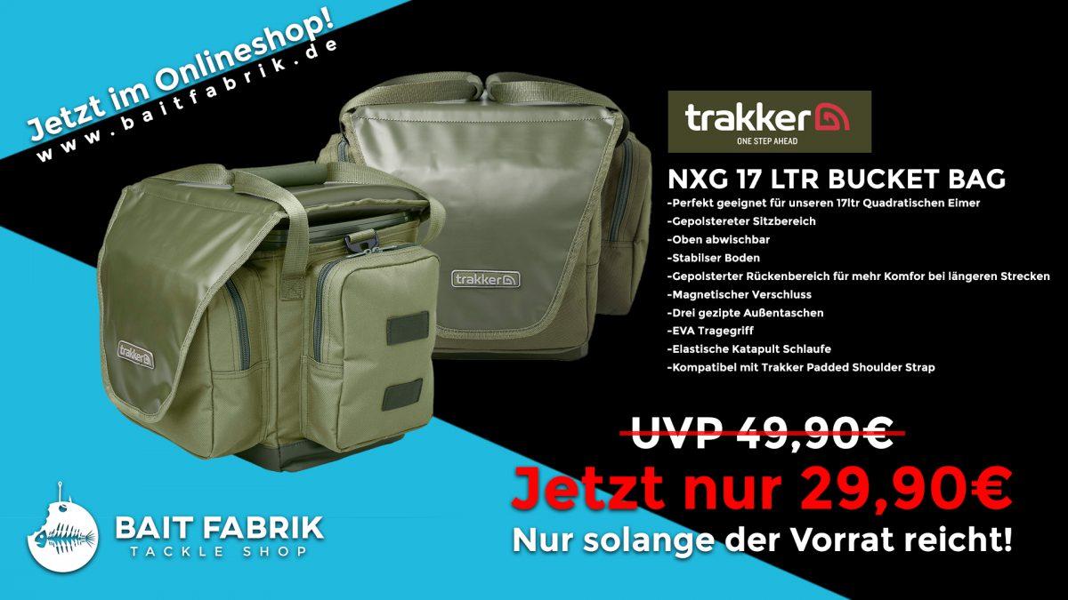Trakker 17LTR Bucket angebot61250 1200x675 -  - Big River Boilie, Baitfabrik, Bait Fabrik