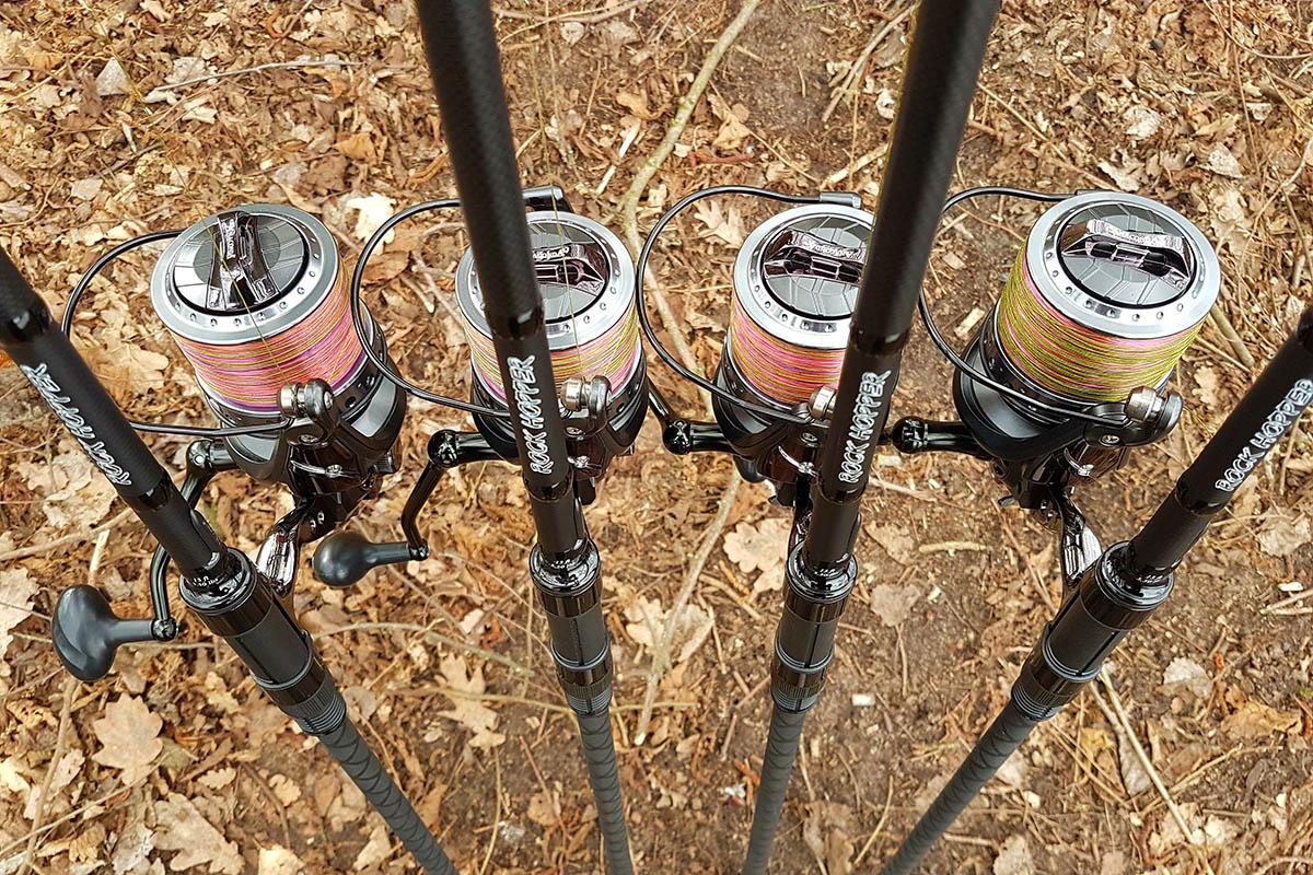 twelvefeetmag Distanzangeln Karpfenangeln 1 -  - Wurdweite, Weitwurdruten, Karpfenruten, karpfenangeln, Distanzangeln