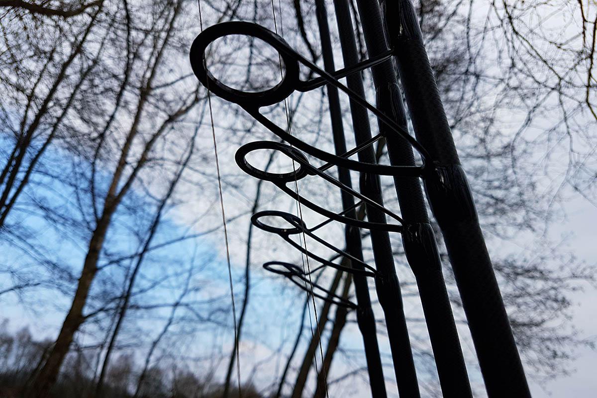 twelvefeetmag Distanzangeln Karpfenangeln 3 -  - Wurdweite, Weitwurdruten, Karpfenruten, karpfenangeln, Distanzangeln