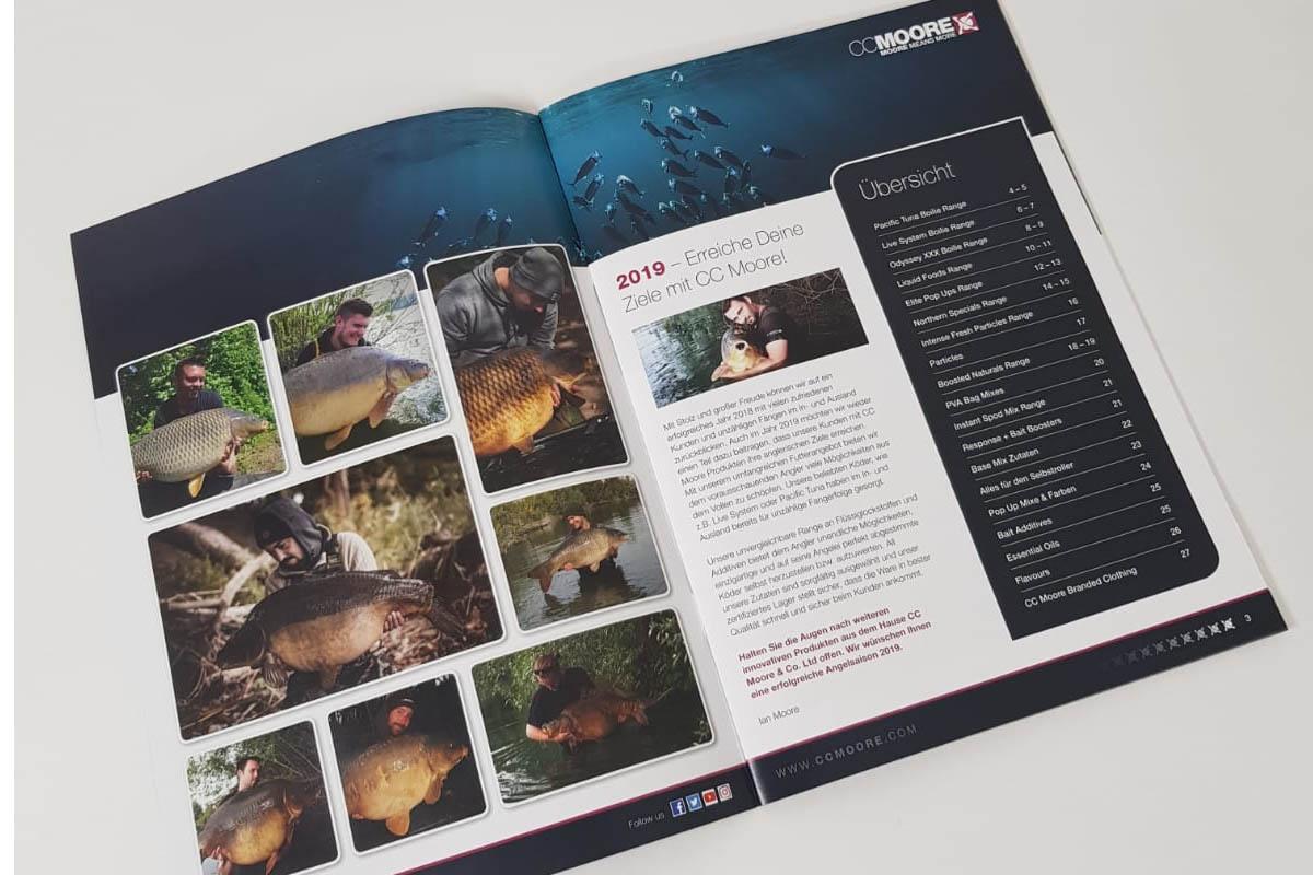 twelvefeetmag ccmoore katalog 2019 3 1 -  - Katalog, karpfenangeln, CC Moore