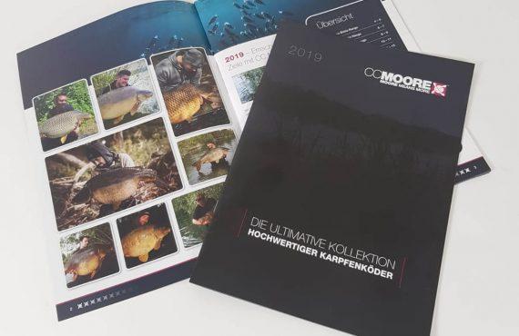 CC Moore mit neuem Katalog
