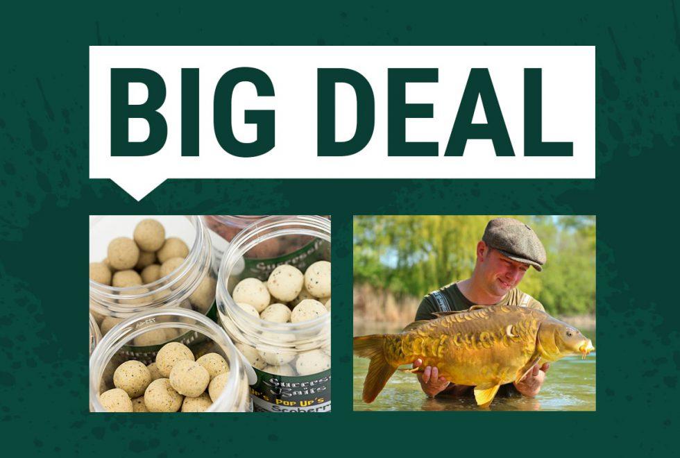 Big Deal Pfingstspecial bei Successful Baits mit den beliebtesten Produkten zum Sonderpreis.