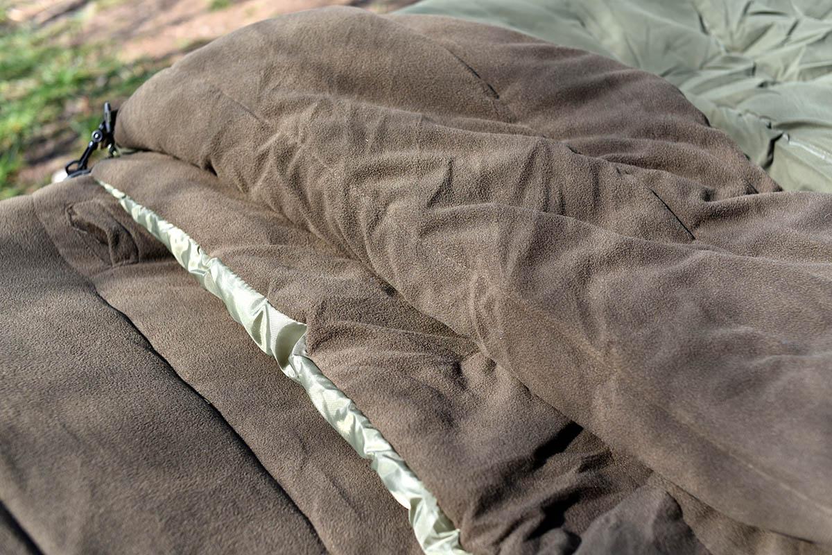 twelvefeetmag Strategy sleeping bag grade 10 -  - Schlafsack Karpfenangeln, Schlafsack, Grade Thermo Layer, Carpfishing Sleepingbag