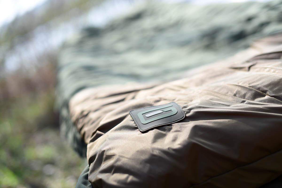 twelvefeetmag Strategy sleeping bag grade 4 -  - Schlafsack Karpfenangeln, Schlafsack, Grade Thermo Layer, Carpfishing Sleepingbag