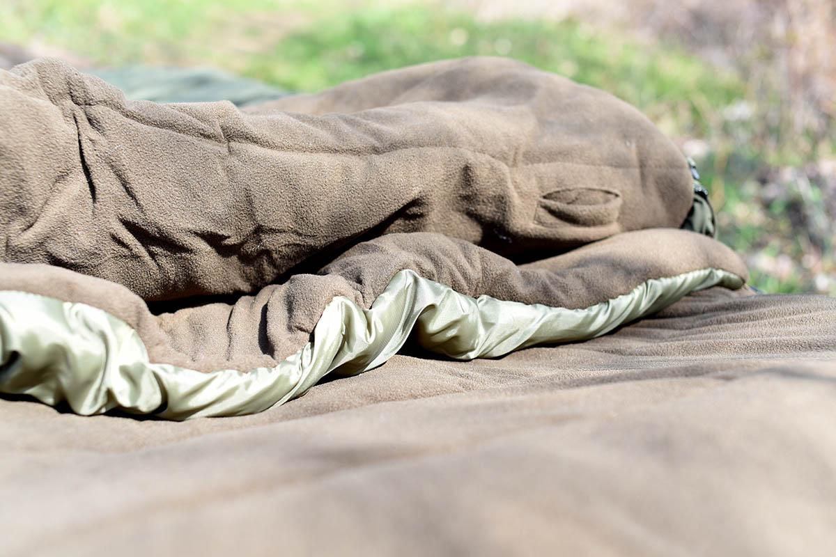 twelvefeetmag Strategy sleeping bag grade 8 -  - Schlafsack Karpfenangeln, Schlafsack, Grade Thermo Layer, Carpfishing Sleepingbag
