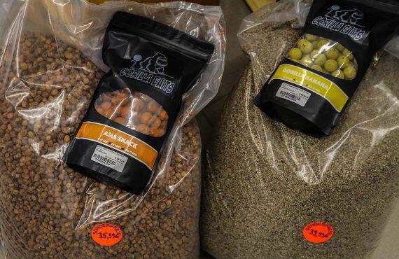 Fette Futter-Deals bei der Angelzentrale Herrieden