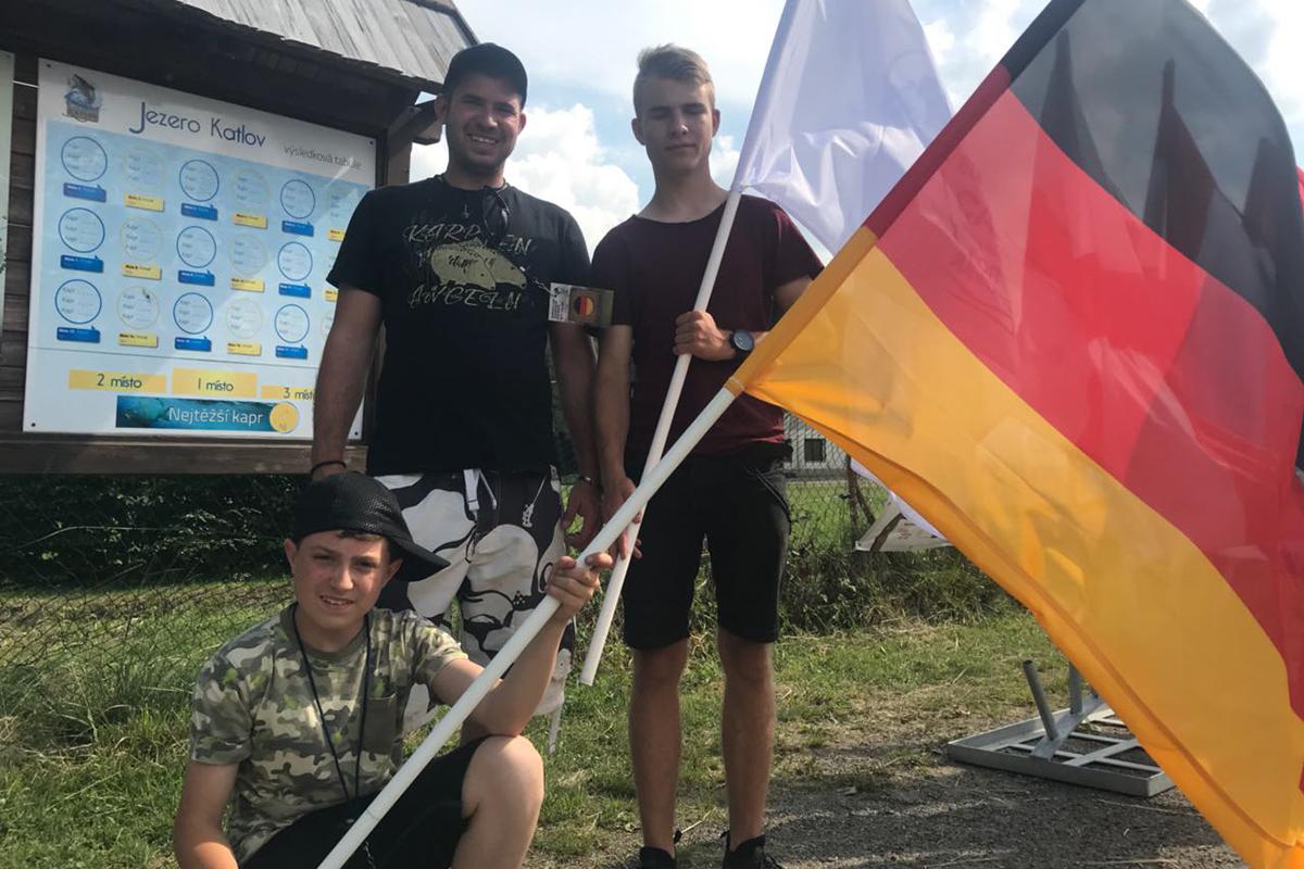 twelvefeetmag european championship for junior 2019 1 -  - European Carp Championship