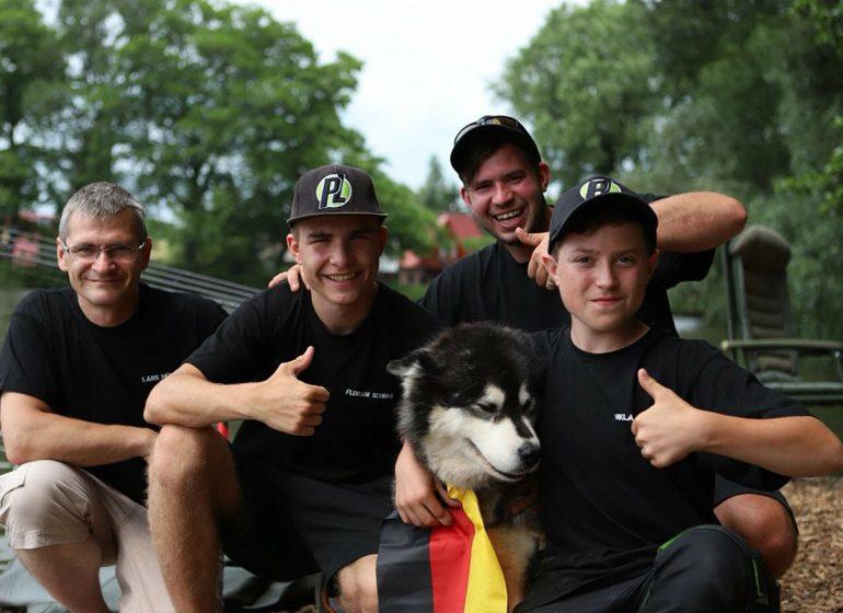 twelvefeetmag european championship for junior 2019 4 -  - European Carp Championship