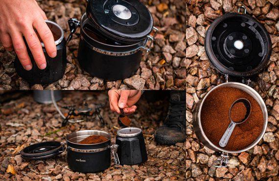 Fox mit neuer Cookware - Der Coffeemaker ist der Hammer