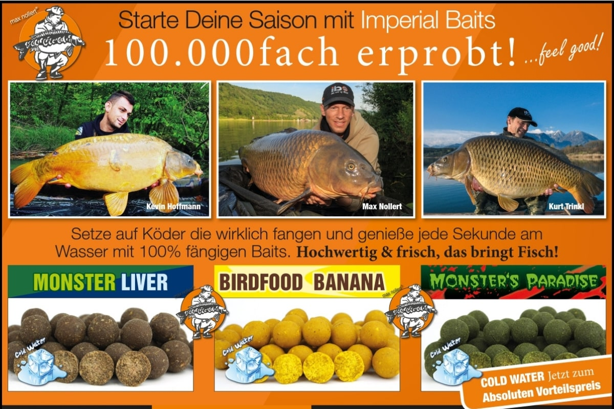 twelvefeetmag imperial fishing fruehlingsspecials 2 -  - Imperialfishing, Imperial-Baits, imperial fishing, Deals, Deal