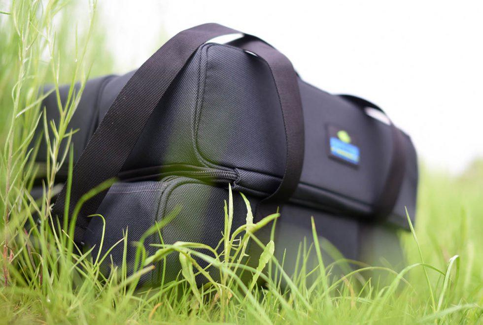 Wir haben den KRYSTON Jointed Bag für dich gecheckt und hier erfährst du, wie die Features aussehen.