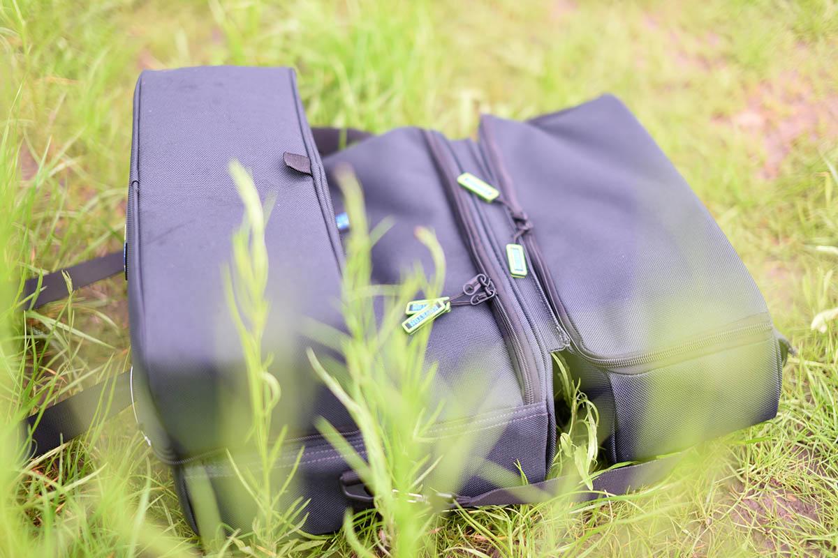 twelvefeetmag kryston jointed bag 8 -  - Kryston Deutschland, Kryston, Bags, Bag