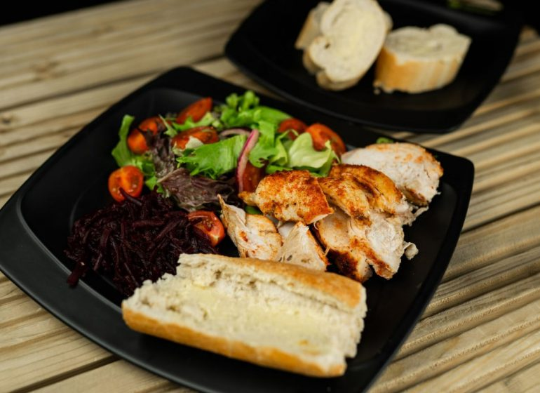 Die Dinner Sets von RidgeMonkey bei AngelHAACK