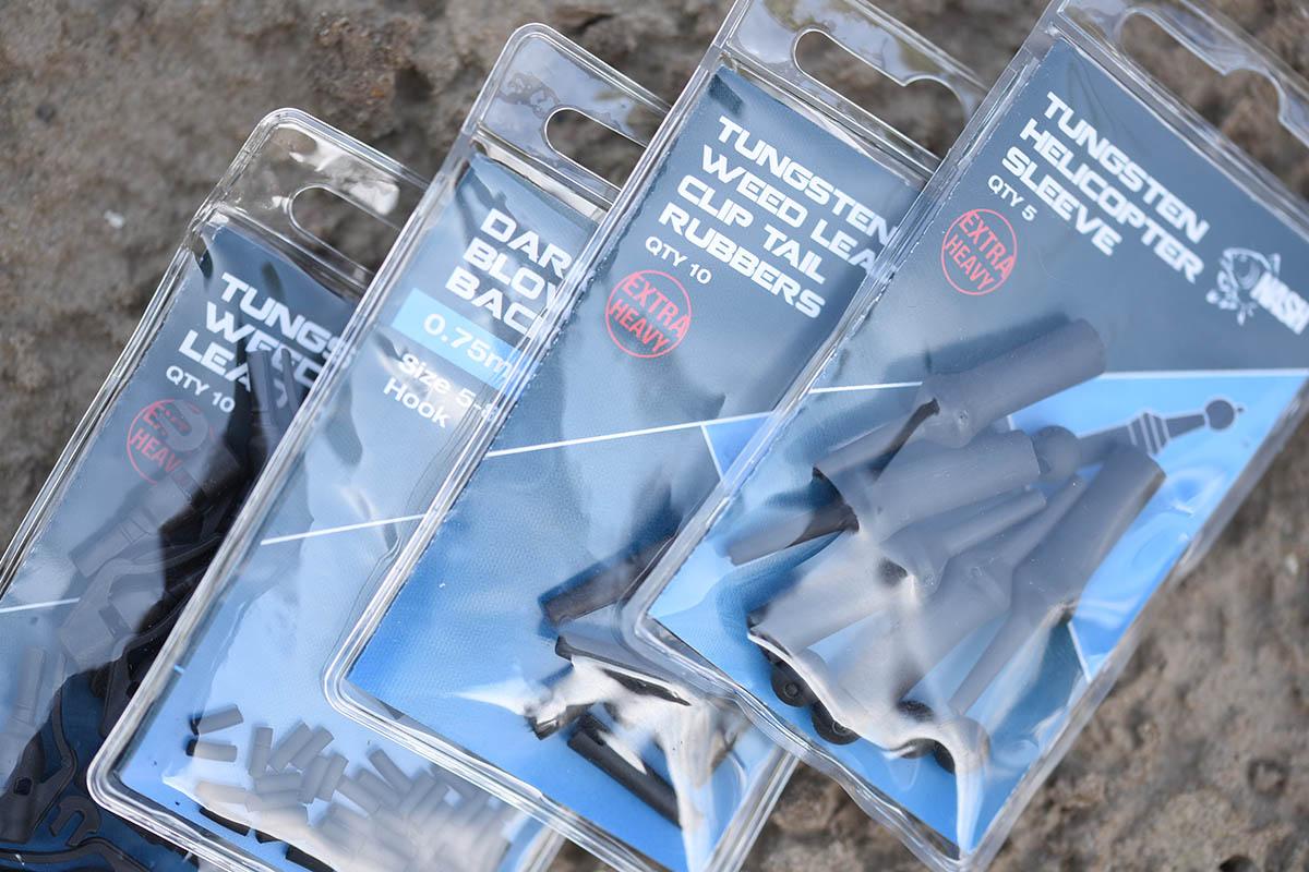 twelvefeetmag Nash Tackle Tungsten TT 8 -  - Tunsten Weed Lead Clips, Tungsten Weed Lead Clip Tail Rubbers, Tungsten Shock Bead, Tungsten Quick Change Chod Bead, Tungsten Naked Helicopter Bead, Tungsten Lead Clips, Tungsten Lead Clip Tail Rubbers, Tungsten Inline Lead Insert, Tungsten Hook Kickers small, Tungsten Hook Kickers Medium, Tungsten Hook Kickers large, Tungsten Helicopter Sleeve, Tungsten Heavy Duty Lead Clip Tail Rubber, Tungsten, Silicone Sleeves, Dark Silt Blow Back Tube 1, Dark Silt Blow Back Tube 0, 75 mm, 5 mm, 0 mm