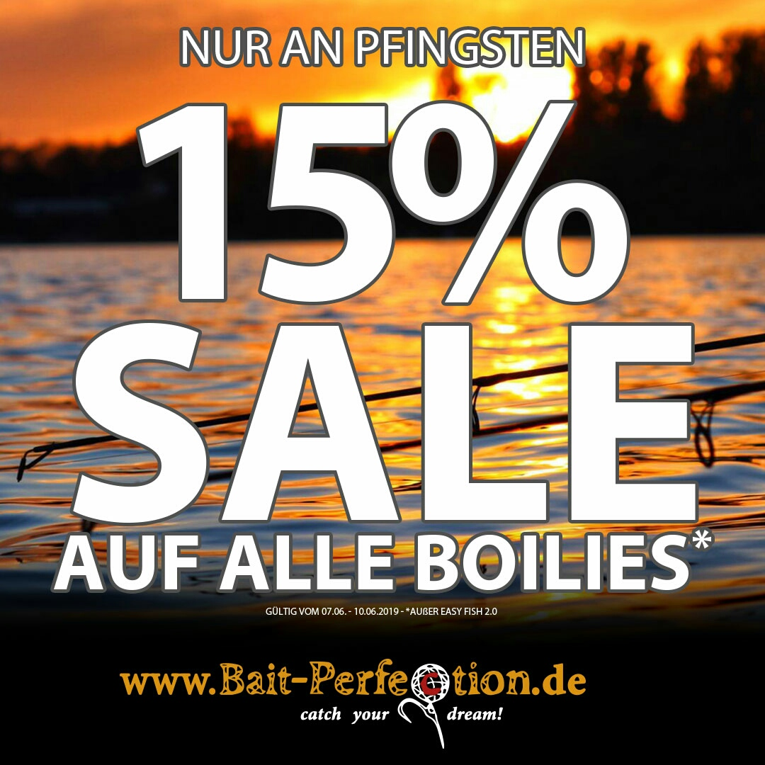 twelvefeetmag bait perfection boilie sale pfingsten 20192 -  - Deals, Deal, Boilie, baitperfection, Bait Perfection
