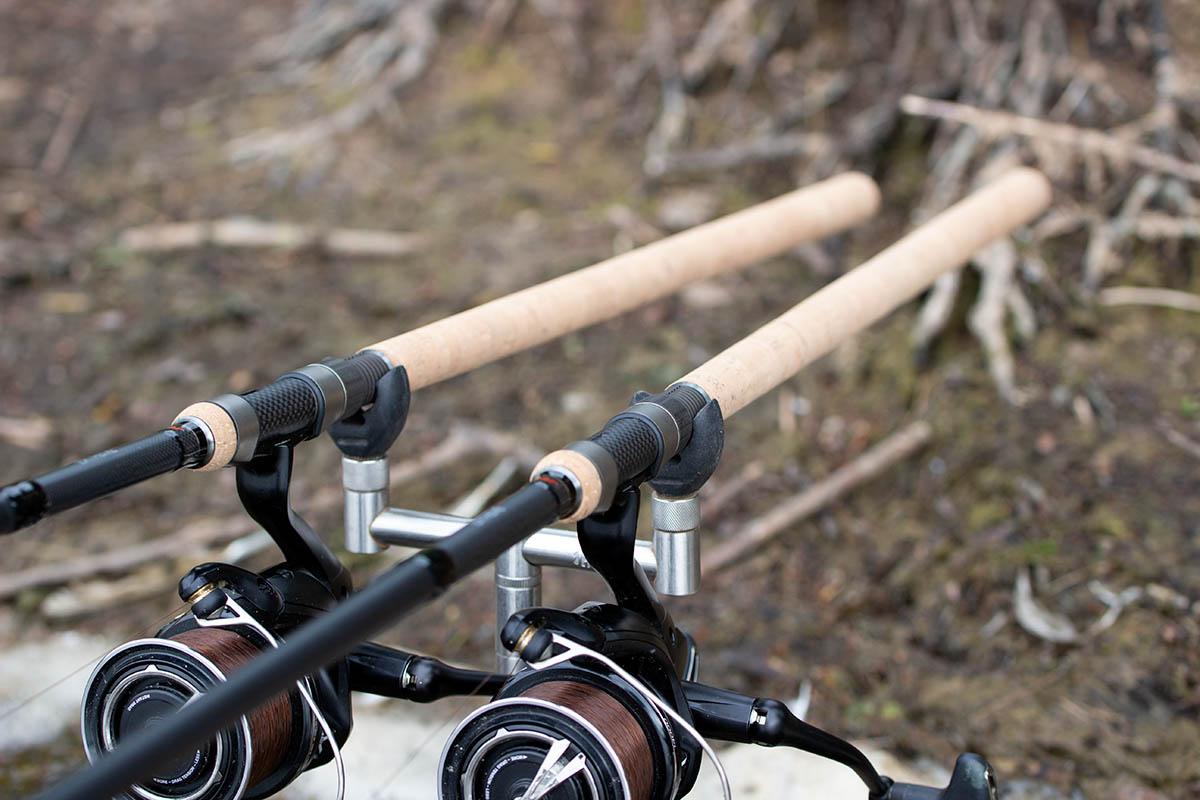 twelvefeetmag JRC Extreme TX 12ft 3lbs 9 -  - oldschool, Karpfenrute mit Kork, JRC Extreme TX, JRC, 12ft. Karpfenrute