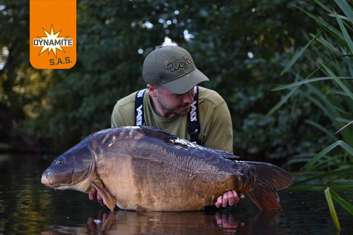 twelvefeetmag dynamite baits 3 -  - UK Angler. Teamangler werden, Teamangler Karpfenangeln, Dynamite Baits, Baits
