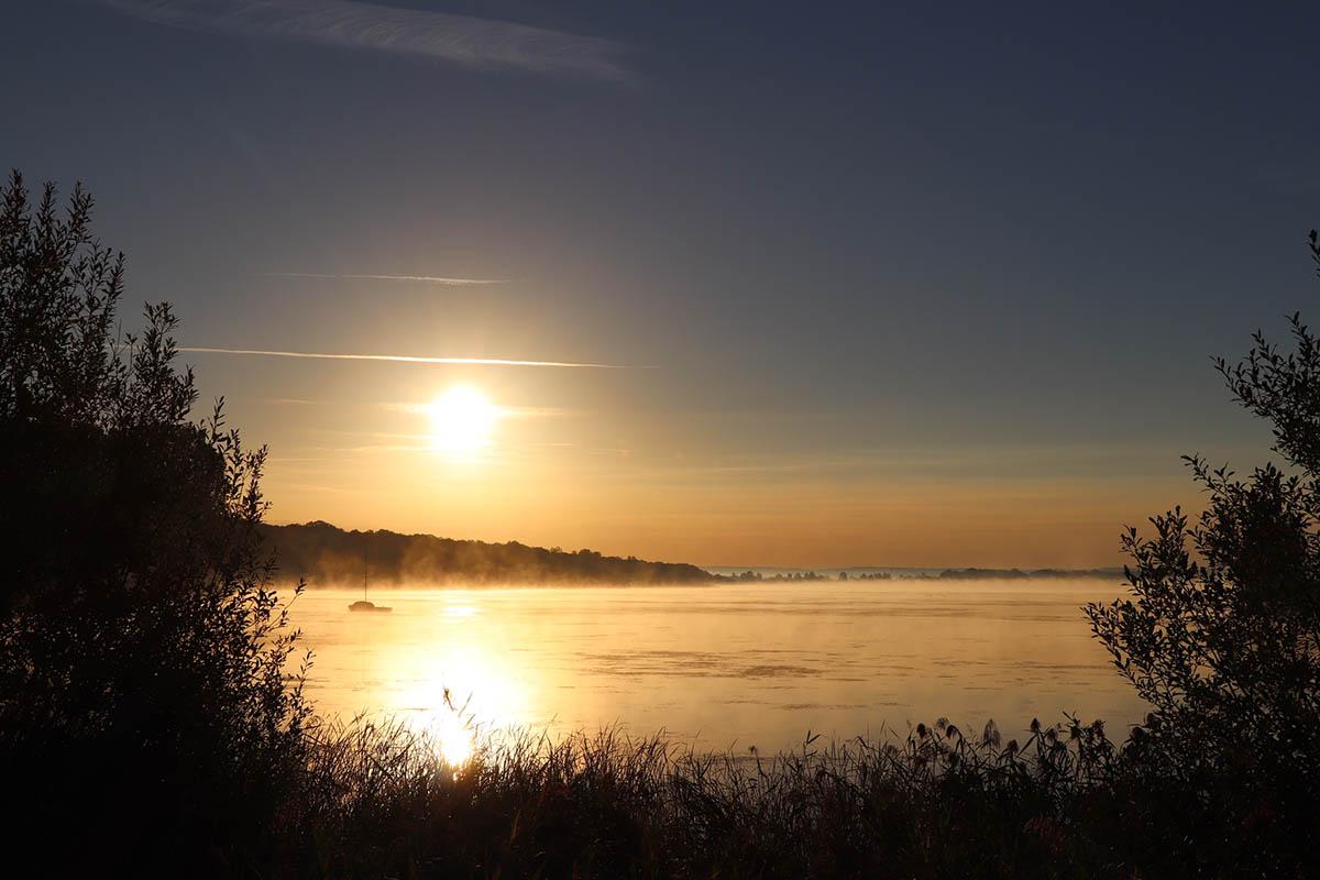 twelvefeetmag 3 gewaesser die ich nicht vergesse 8 -  - Lac de Madine, karpfenangeln, gewässer, Bergsee, Baitfabrik